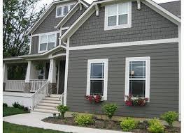 exterior gray exterior paint colors house exteriors