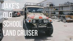 old land cruiser inexpensive rig reviews jake u0027s old land cruiser youtube