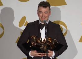 grammy winners list for 2015 includes sam smith pharrell who is sam smith s ex boyfriend who he thanked for breaking his