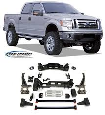 lifted 2013 ford explorer explorer procomp 6 lift for 2009 2010 2011 2012 and 2013 ford