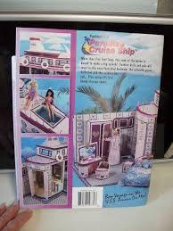 1351 plastic canvas barbie dolls images