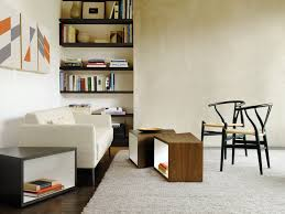 Modern Living Room Millbrae Interior Design by Ancillary Furniture Is Here To Stay Coalesse