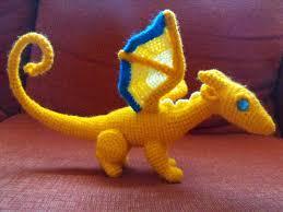197 best crochet dragons images on pinterest crochet dragon