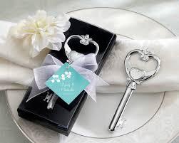 bottle opener favors key to my heart bottle opener silver wedding favors sincerity