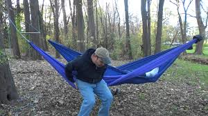 double hammock whoopie hook youtube