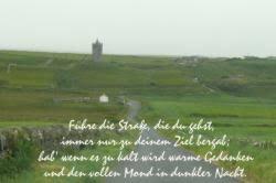 irische segenssprüche grusskarten ecards gudruns glueckwunschkarten