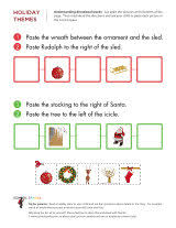 christmas worksheets sparks