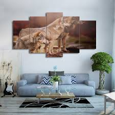 wolf wall art promotion shop for promotional wolf wall art on