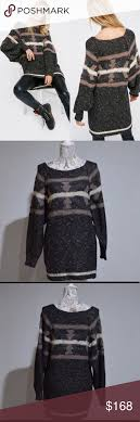 Free Northern Lights Sweater In Nwt Fp Northern Lights Dress Grey B9 Nwt Models Shape And Wool