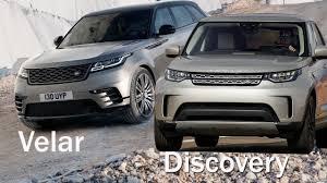 discovery land rover 2017 white 2018 range rover velar vs land rover discovery interior exterior