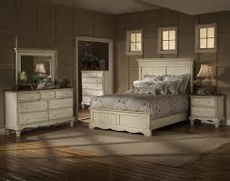 Antique White Bedroom Dressers Amazon Com Wilshire Panel Bed W High Profile Headboard In Antique