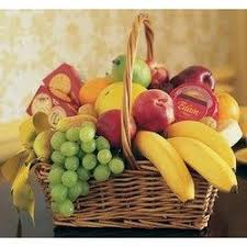fruit baskets delivery fruit basket delivery 1st in flowers