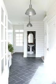 car porch modern design slate herringbone floors and walls studio car porch floor tiles