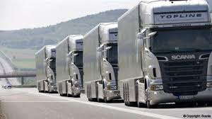 volvo truck of the year bbc future robot truck platoons roll forward
