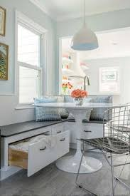 25 Space Savvy Banquettes With Dream Kitchen Remodel From Planning To Completion Kitchen
