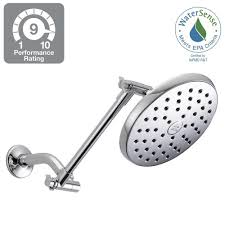 Rubber Shower Attachment For Bath Taps Showerheads Showerheads Shower Faucets The Home Depot