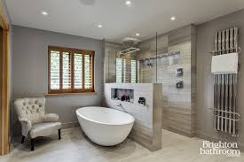 wet room bathroom design stunning master wetroom with walk through dressing room chuck