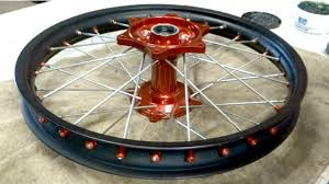 powdercoating u0026 building wheels part 1 youtube