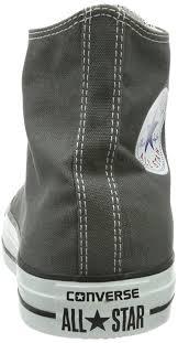 hi can converse as hi can charcoal 1j793 unisex erwachsene sneaker grau