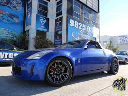 custom nissan 350z for sale 350z rims