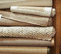 Sisal Rugs Pottery Barn Pottery Barn Chunky Wool Jute Rug Intended For Soft Sisal
