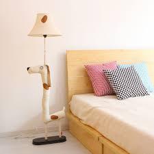 cottage brief modern cartoon floor lamp bedroom lamp living room