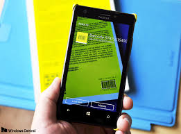 how do you scan qr codes and barcodes in windows 10 mobile