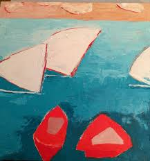 landscapes in private collections 4 fauvist modern milton avery primitive naive art abstracted landscapes stilllifes jill finsen paintings