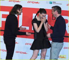 Picture Of Rooney Mara As Rooney Mara Joaquin Rome Photo Call Photo 2989655