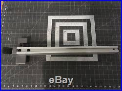 replacement table saw fence ridgid 089037006701 r4516 table saw replacement rip fence table