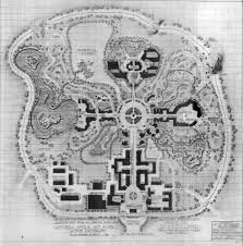 Disney Maps The Original Plans For Disneyland Are The Happiest Thing On Earth