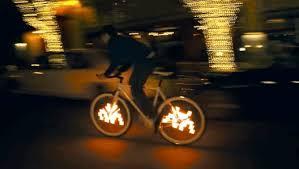 Monkey Bike Lights Object Of Desire One Amazing Bike Wheel Display System U2013 Now