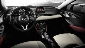 mazda interior 2016 2017 mazda cx 3 new car reviews