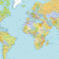 Map With State Names by World Map Maps And Directions At Map