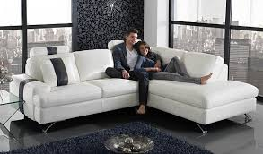 Living Room L Shaped Sofa Ancona Minimalist Corner Modern L Shaped Sofa Amepac Furniture