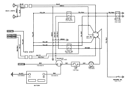 lawn tractor wiring diagram lawn wiring diagrams instruction