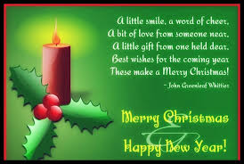 christmas greeting and sayings