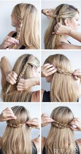 easy hairstyles for wavy medium length hair 12 cute hairstyle ideas for medium length hair