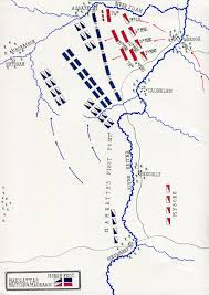 British India Map by Battle Of Assaye