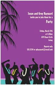 dance party invitations vistaprint