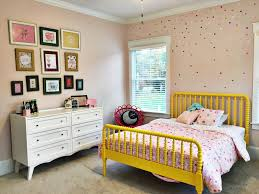 girls first bed a peek into our little big room the chirping moms