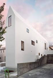 Duplex Building Duplex House By Hiroyuki Shinozaki Architects Home Reviews