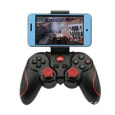 android joystick f300 smartphone controller wireless bluetooth gamepad