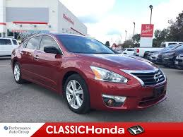 nissan altima for sale gta used 2015 nissan altima for sale brampton on