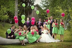 unique wedding colors 18 unique ways to work balloons into your wedding weddingbells