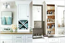 bathroom counter storage ideas bathroom counter storage tower best remodel ideas images on