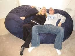 huge bean bag chair lovesac love sac comfy sack fombag flickr
