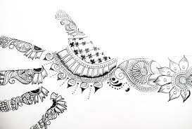Flower Designs On Paper Image Gallery Henna Designs On Paper