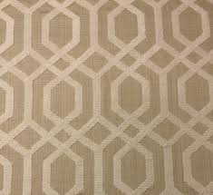 ballard designs halyard natural embroidered lattice upholstery ballard designs halyard natural embroidered lattice upholstery fabric by yard ebay