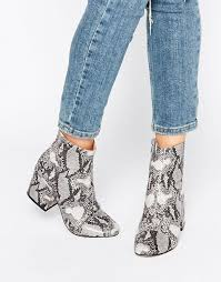ugg boots in sale at office office office ant snake print heeled ankle boots
